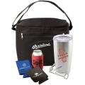 """Everything But the Beer"" Cooler Duffel Bag Gift Set"