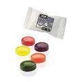 Individually Wrapped Flavor Burst Crystal Fruit Candies