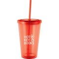 Cyclone 16oz Tumbler with Straw