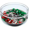 """Jingle Those Bells"" Compartment Coaster Caddy"